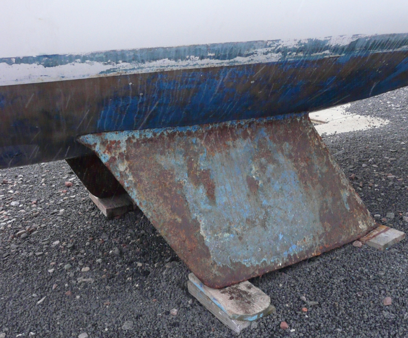Steel Keels - A definitive guide to antifouling...