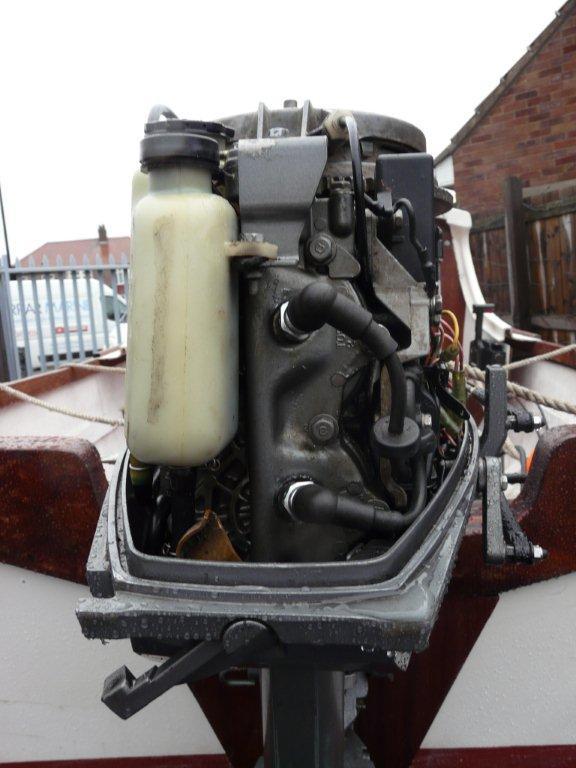 2 Stroke Outboard Engine Winterisation
