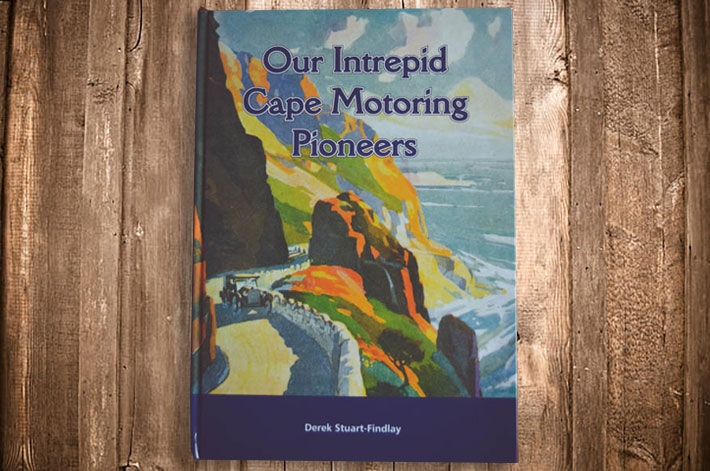 Cape motoring history book
