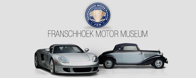 THE FRANSCHHOEK MOTOR MUSEUM