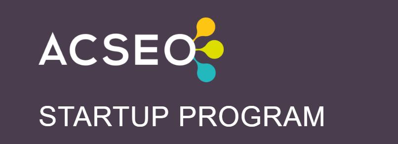 ACSEO Startup Program