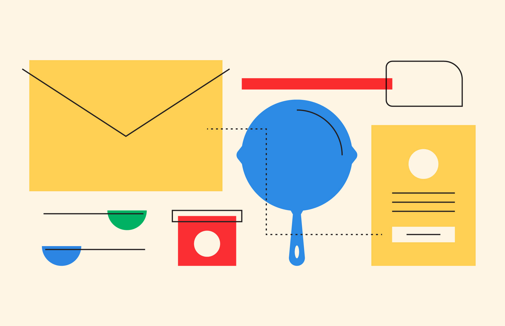 Google + Email