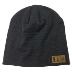Northwest Riders Slouch Beanie Charcoal