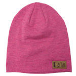 Northwest Riders Slouch Beanie Pink