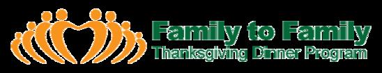 Family to Family Thanksgiving Program