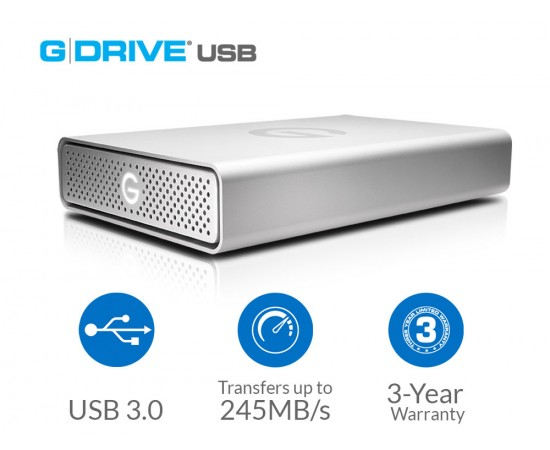 G-DRIVE USB 2TB