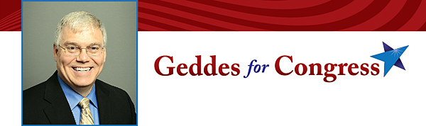 Geddes for Congress