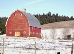 Our Spotlight City feature this month is northern Idaho's Harvard, prized for its solitude and beauty.
