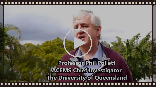 ACEMS Workshop at The University of Queensland