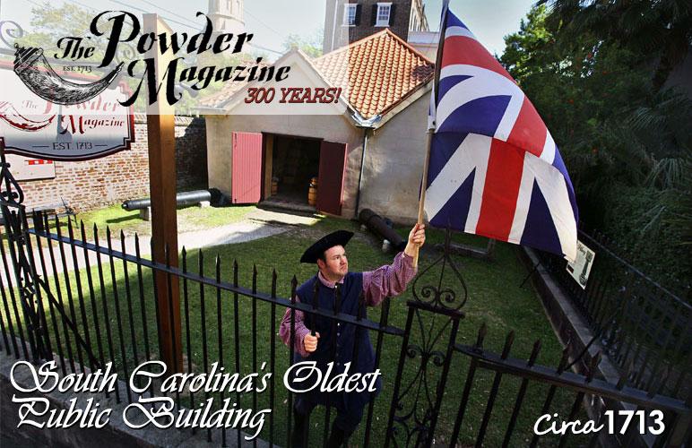 The Powder Magazine Dispatch - August