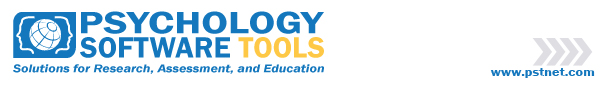 Psychology Software Tools, Inc.