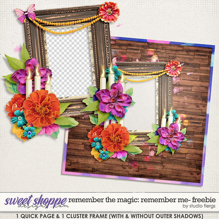 Remember the Magic: REMEMBER ME & a freebie!