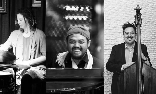 ade ishs Trio w/Chelsea Allen & Frank Di Sario
