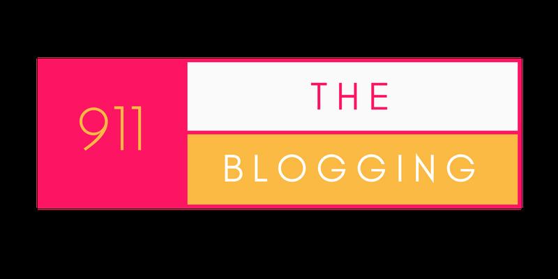The Blogging 911 logo