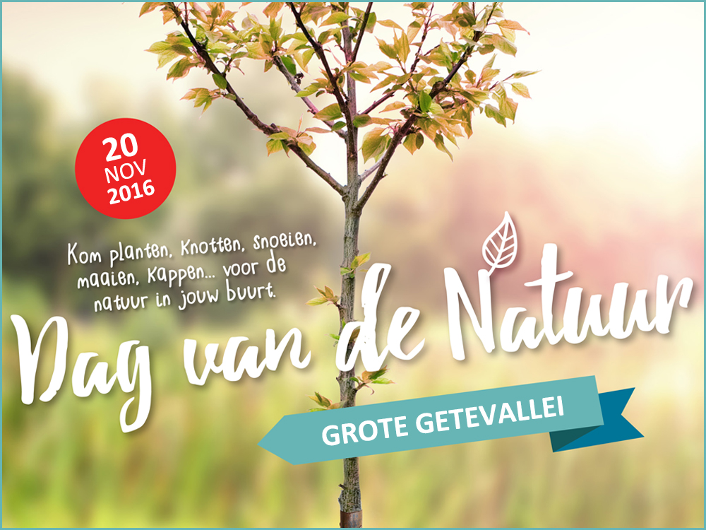 agenda dag van de natuur 2016