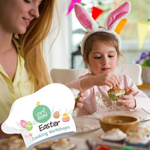 Kids Easter Cooking Workshops