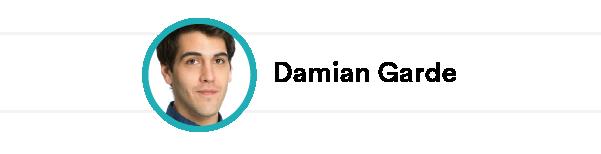 Damian Garde