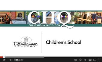 Children's School at Chautauqua
