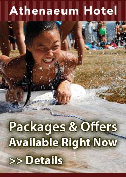 Athenaeum Hotel Special offers