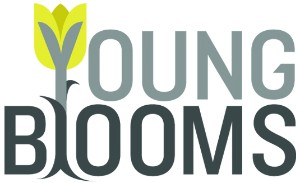 Young Blooms Logo