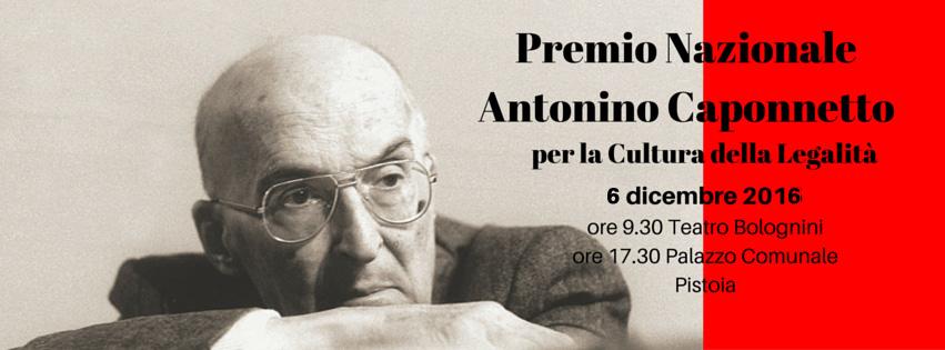 Premio Nazionale Antonino Caponnetto