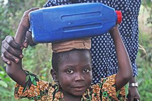 Acqua pura e potabile per la Tanzania