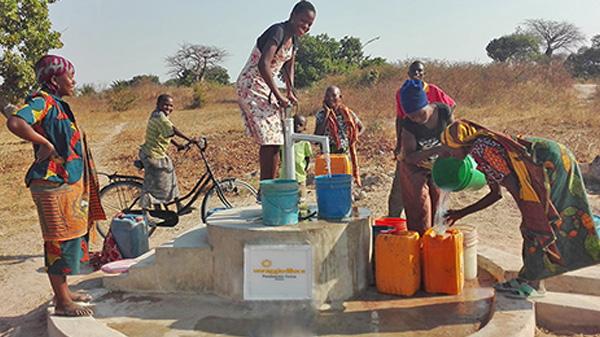 Acqua in Tanzania