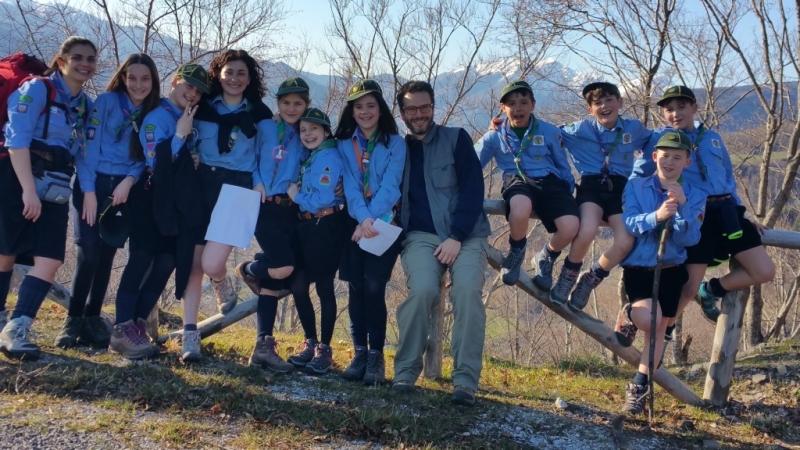 Un grazie alle famiglie del Gruppo Scout San Giorgio 1