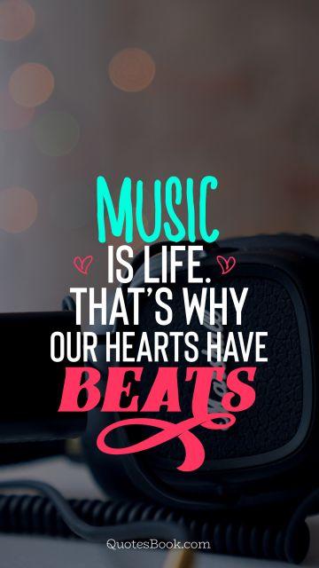 Muziekquote