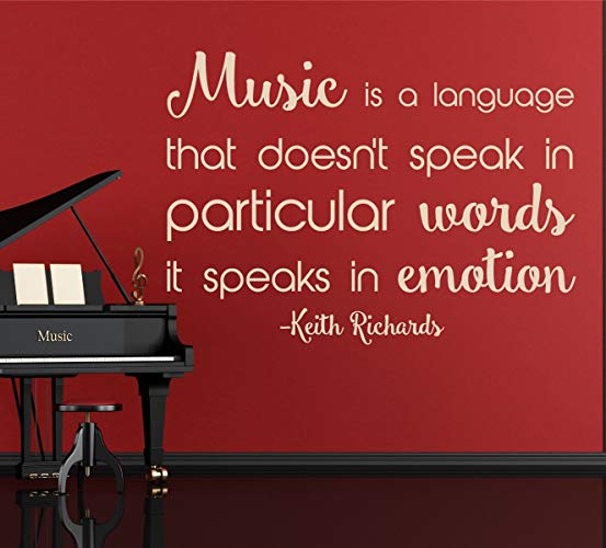 Muziek quote