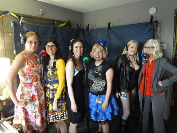 Podfic Group at CONvergence