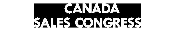 Canada Sales Congress