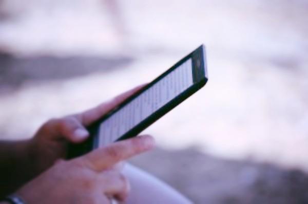 Image of eReader