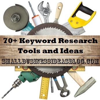 70+ Keyword Research Tools