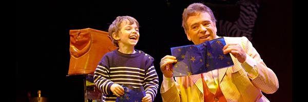 Peter Din le magicien des tout-petits
