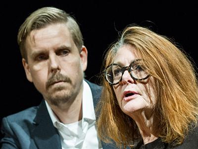 Ibsenprisen til Tore Vagn Lid og Cecilie Løveid