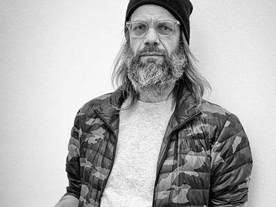 Mårten Spångberg til KHiO. Foto: Martijn van Nieuwenhuyzen
