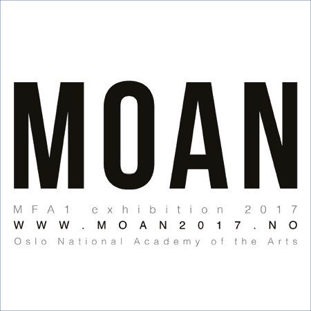 MFA 1 Art and Craft: Moan