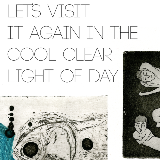 Anna Nyström og Patricia Risopatron Berg: Let's Visit It Again in the Cool Clear Light of Day