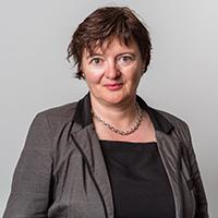 Susanne Huber, Geschäftsführerin