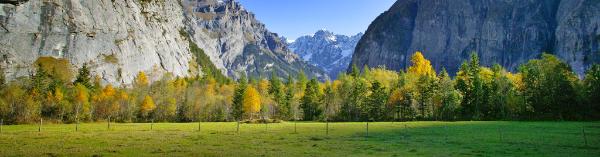 Blickpunkt Berner Oberland im September 2017
