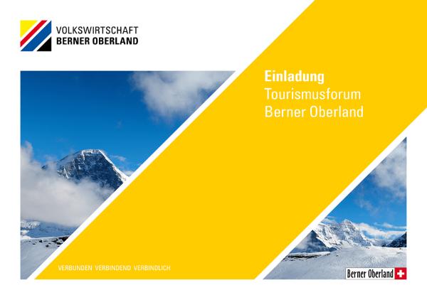 Tourismusforum Berner Oberland 2018