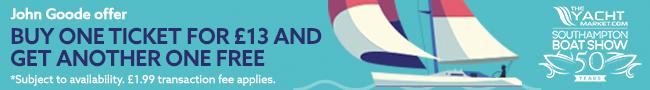 Southampton Boat Show banner