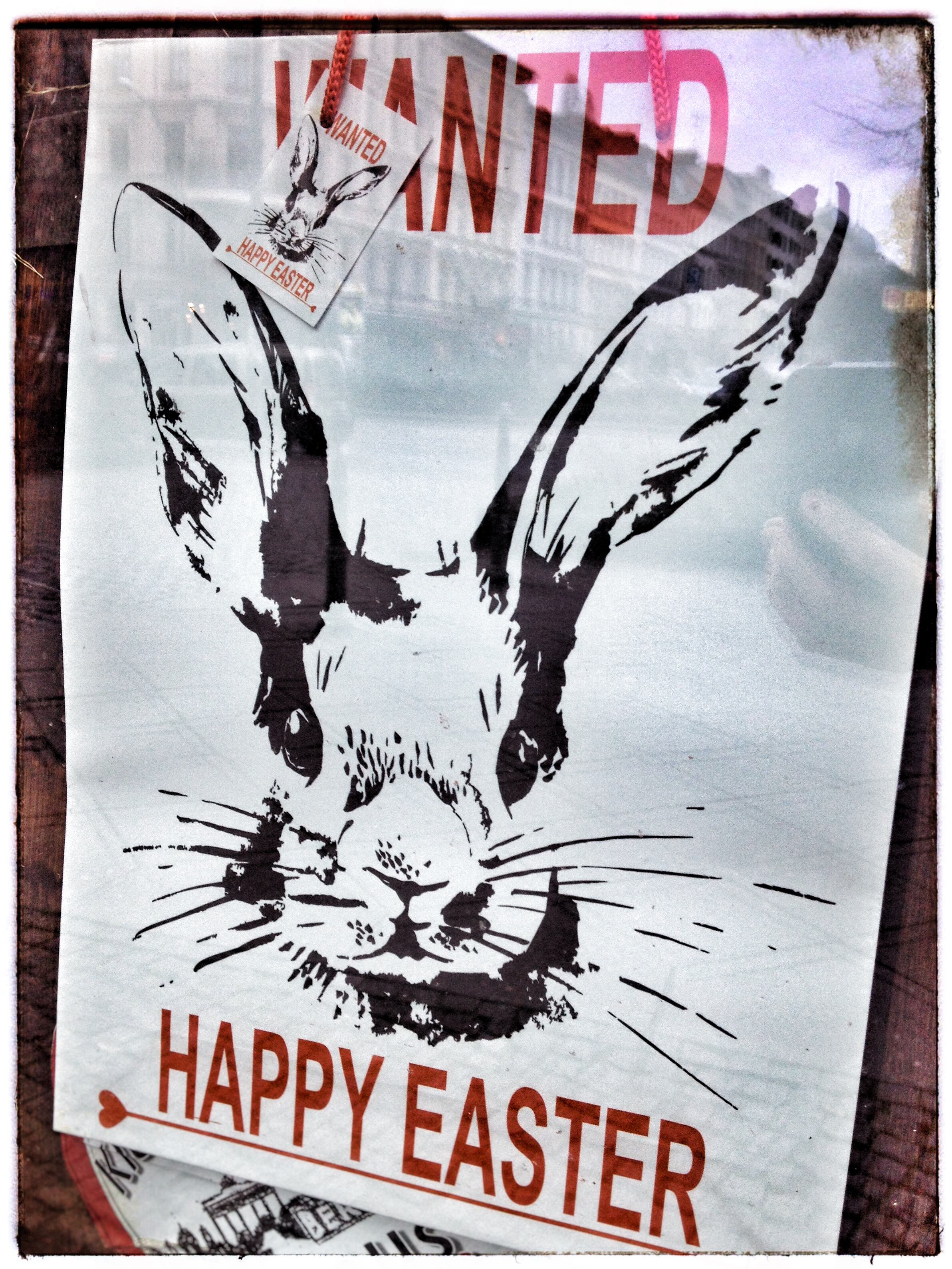 Happy Easter, Wanted, Frohe Ostern