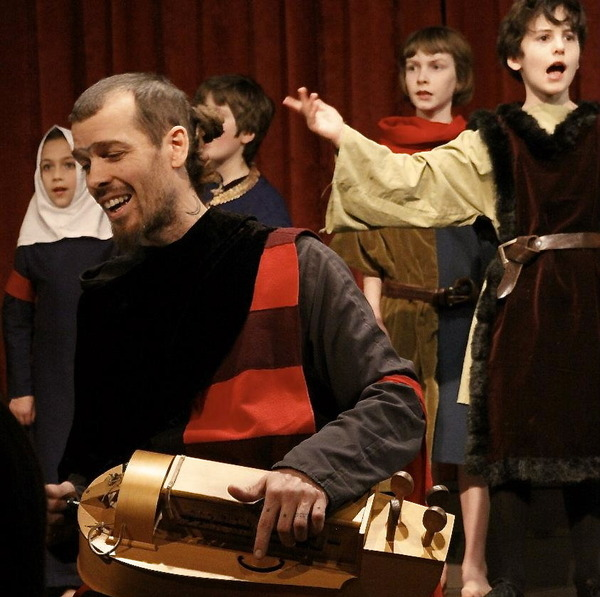 Seattle Historical Arts for Kids: Master Finno's Songbook
