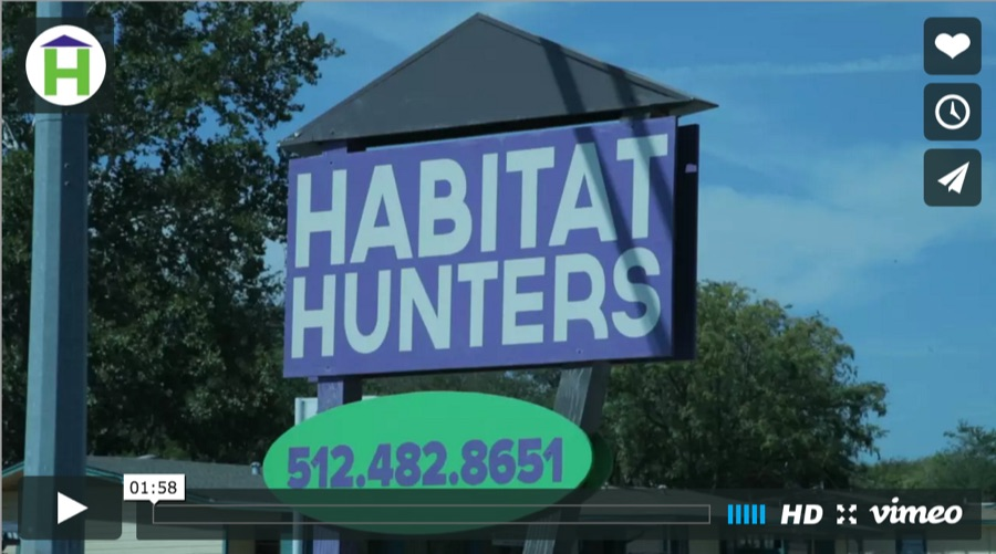 Click to learn more about Habitat Hunters (video)