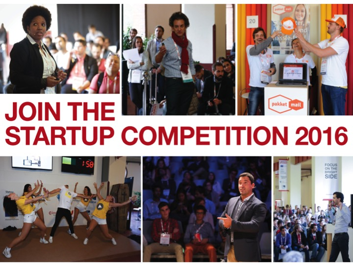 Join The Startup Competition