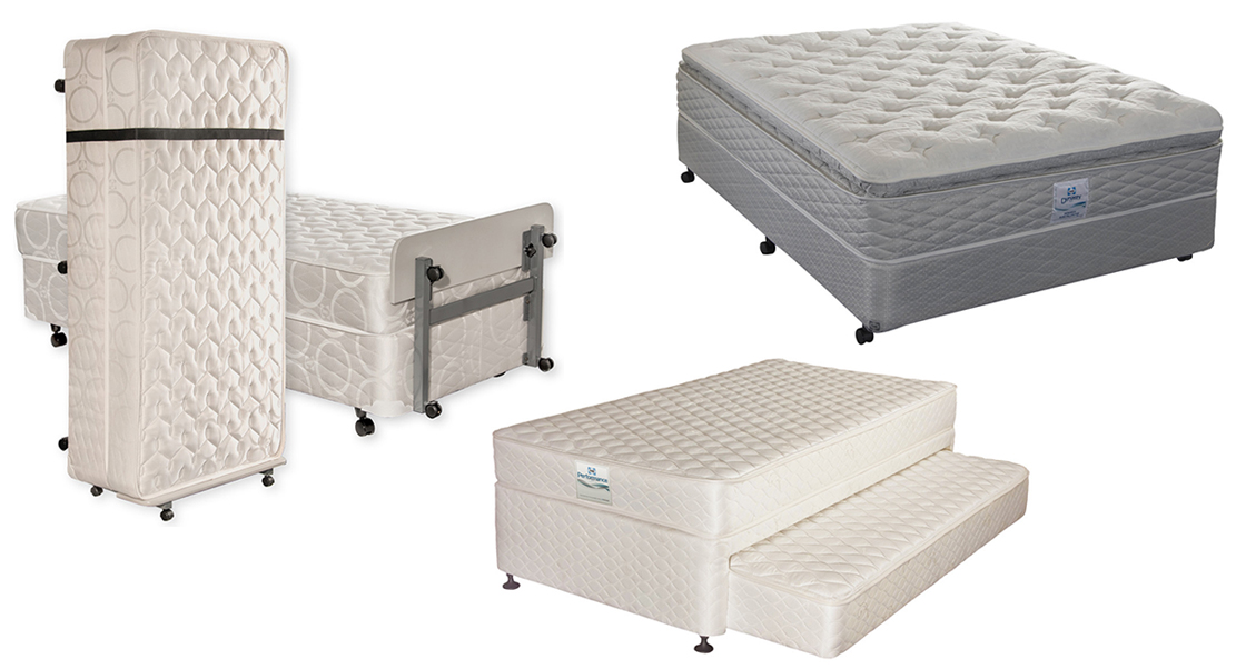 Sealy Commercial Full Range of Beds