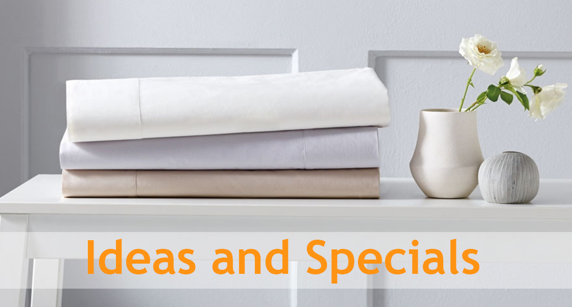 Ideas and Specials