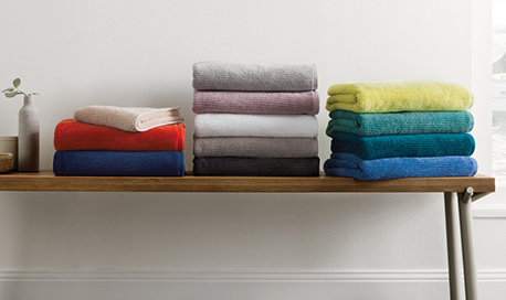 Trenton Living Textures Towels